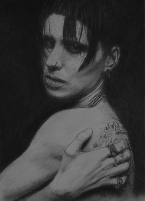 Rooney Mara par Daedalus
